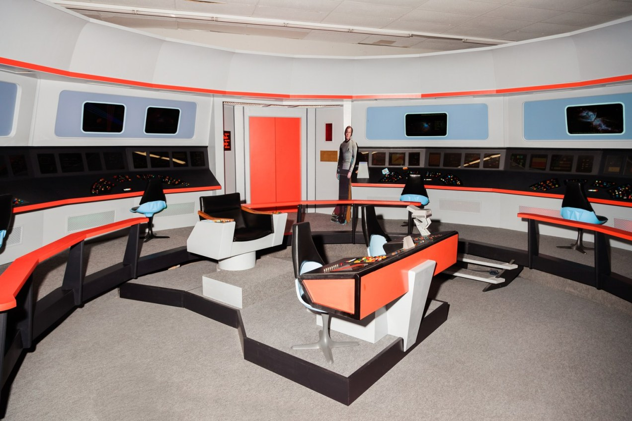 Original Enterprise bridge set
