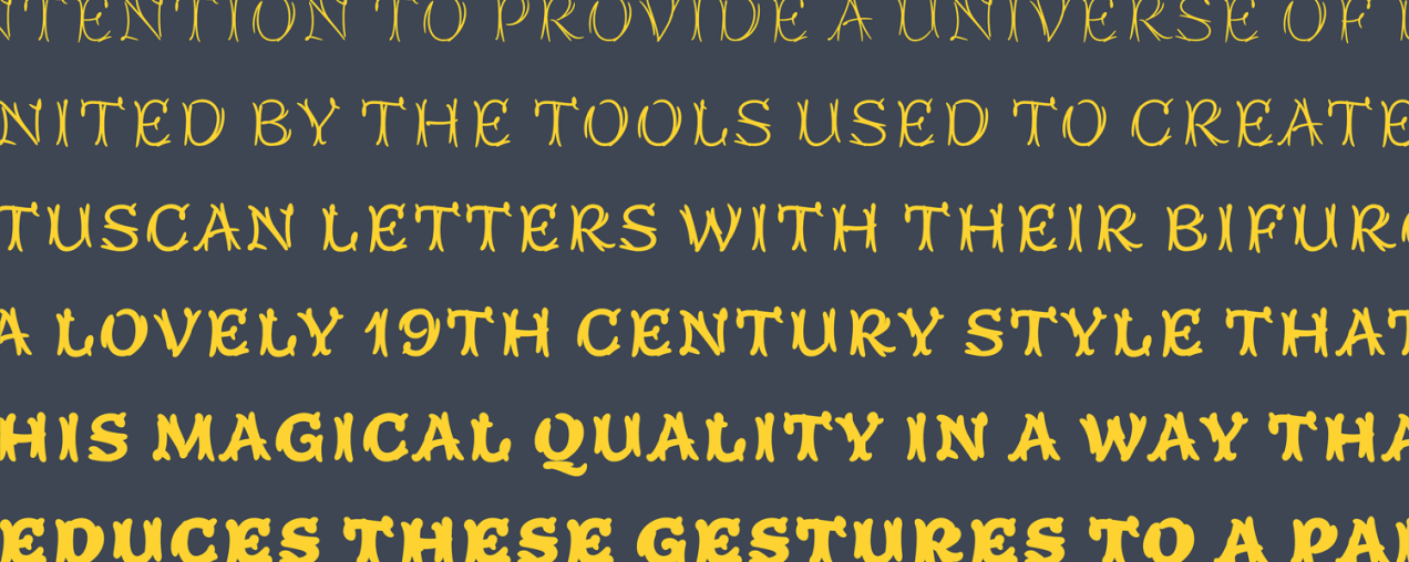 Inkwell, by Hoefler & Co.