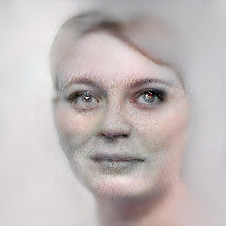 Mike Tyka - Portraits of Imaginary People