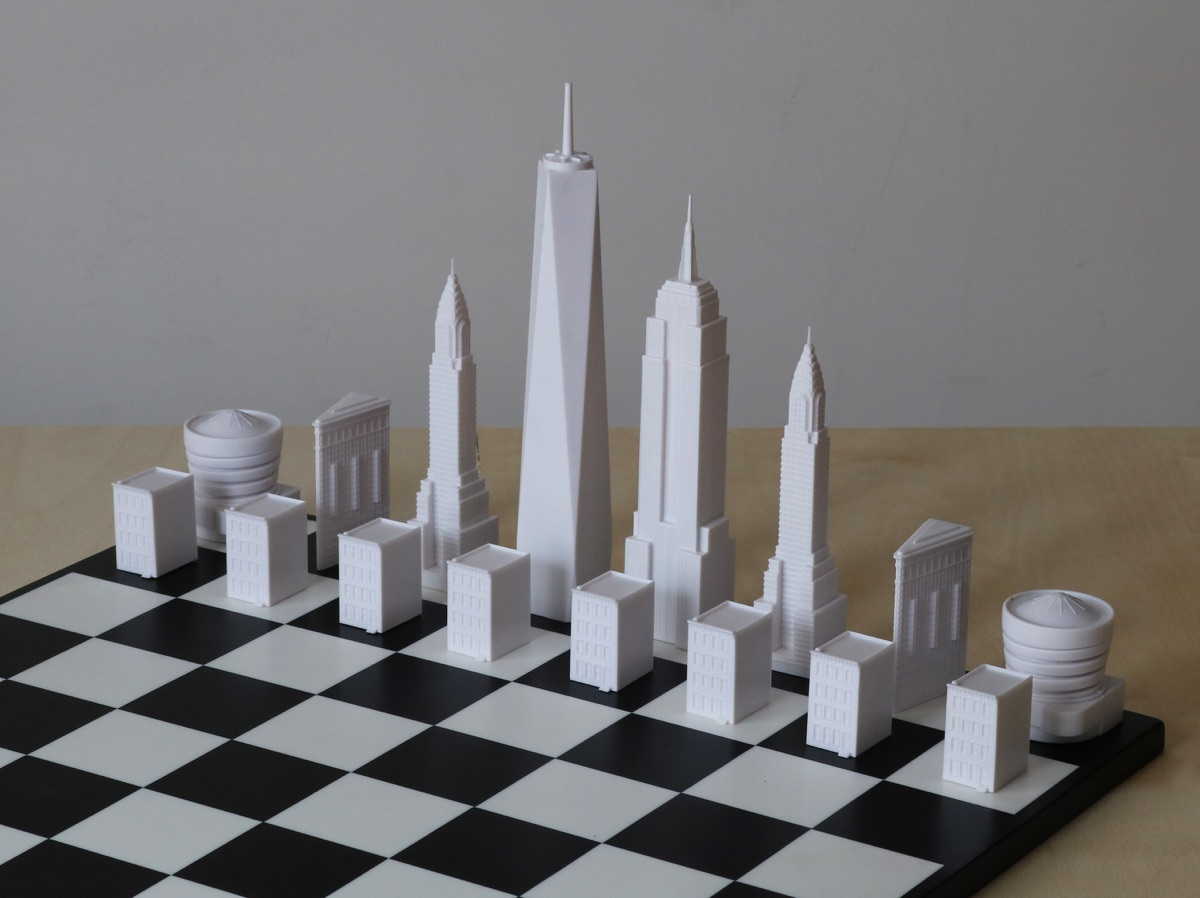 Skyline Chess NYC