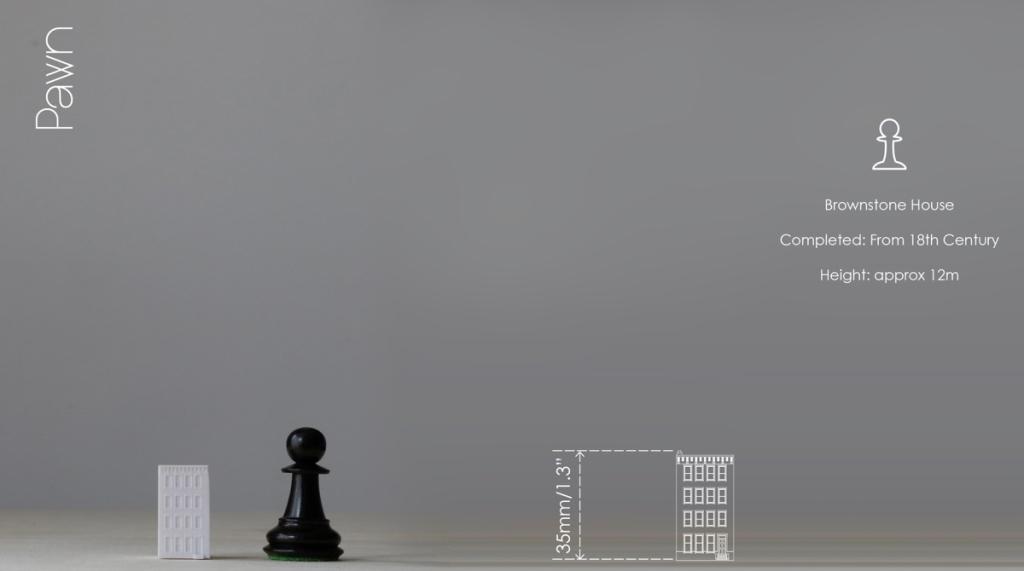 Skyline Chess NY Pawn