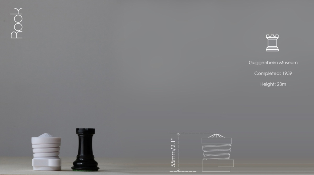 Skyline Chess NY Rook