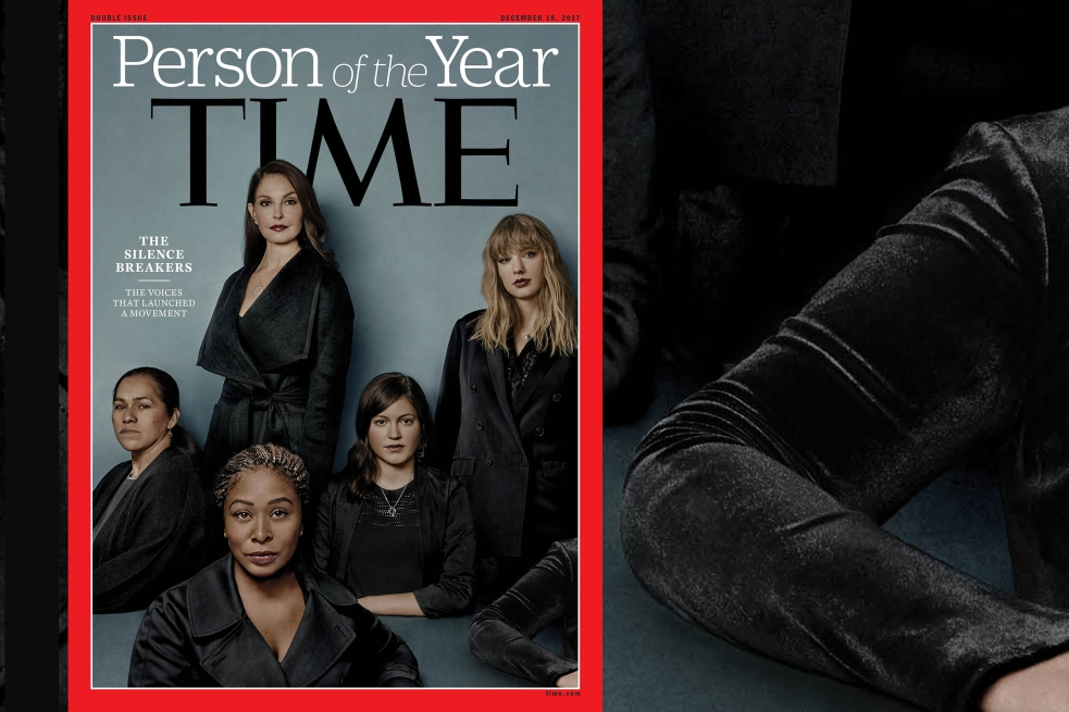 Time's person of the year 2017