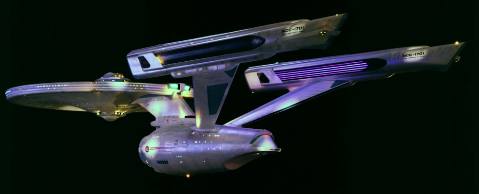 Enterprise self illumination