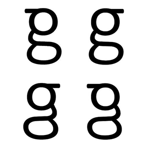 Which 'g' is right